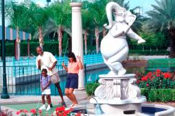 Disney´s Fantasia Gardens Miniature Golf Course